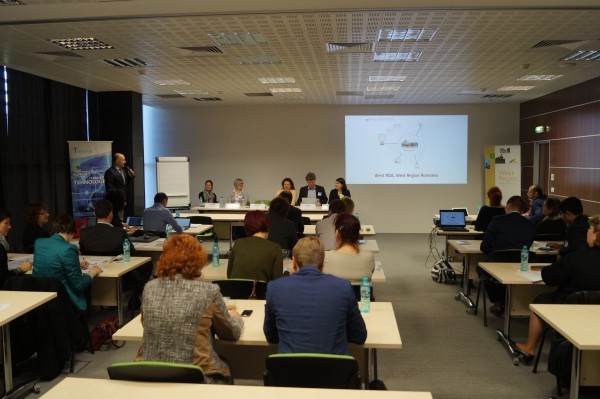Decentralized Training session for new members of the Enterprise Europe Network, 21-22 of April 2015, Timisoara